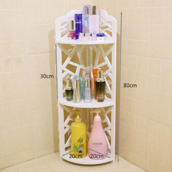 Yachang toilet bathroom storage rack bathroom shelf