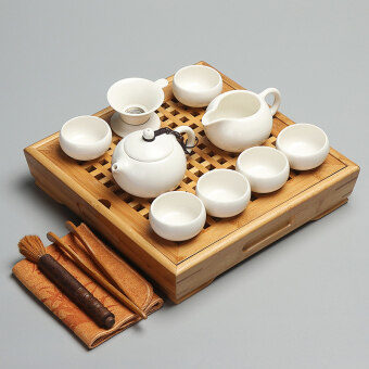 Zhensheng storage water small home Bamboo Tea tray tea sea
