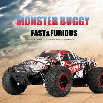 1:16 RC Vehicles 4WD RC Cars Buggy Big Foot Monster Trucks Remote Control Off-Road Vehicle Toys Cars 6517-3