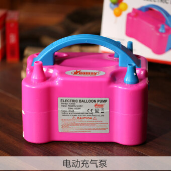 2 Hole Electric Balloon Pump