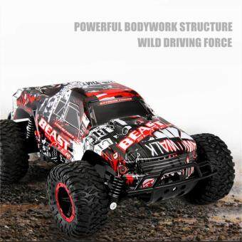 4WD 1:16 RC Vehicles RC Cars Buggy Big Foot Monster Trucks Remote Control Climbing Off-Road Vehicle Toys Car 6517-4