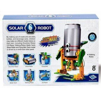 6 in 1 Educational Solar Robotic Recycle Kit