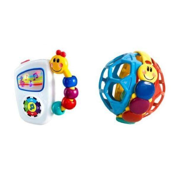 Baby Einstein Take Along Tunes Musical Toy and Bendy Ball - intl