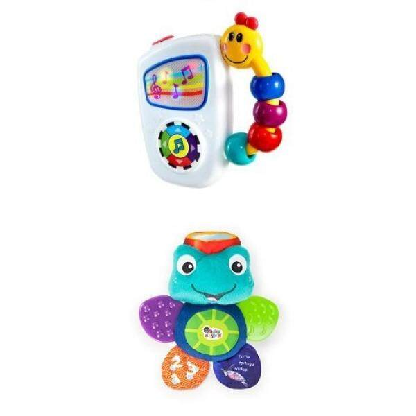 Baby Einstein Take Along Tunes Musical Toy and Musical Tunes Neptune Toy - intl