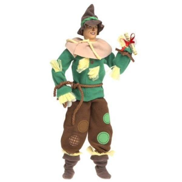 Barbie Ken Sebagai Orang-orangan Sawah Di Wizard dari Ons-Internasional