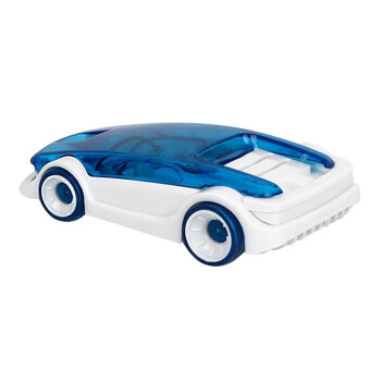Creative Salt Saline Water Power DIY Toy Car Educational Toys Car