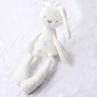 Cute Bunny Soft Plush Toys Rabbit Stuffed Animal Baby Kids GiftsSleeping Doll