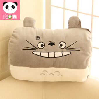 Cute Totoro small pillow hand warmers