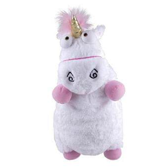 Despicable Me `It`s So Fluffy` Agnus the Unicorn 22` Plush Pillow Doll