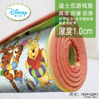 Disney bedroom children's game thick widened coaster crawl pad