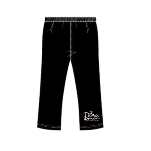Doraemon Girls Leggings Trousers 95% Cotton 5% Spandex 4yrs to 12yrs - Pink Colour Logo