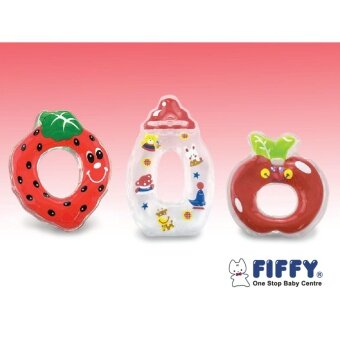 FIFFY ATTRACTIVE SILICONE TEETHER