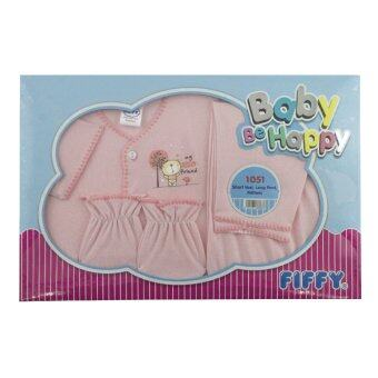 Fiffy New Born Gift Set (Pink)