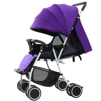 Folding Baby Stroller Infant Car Seat Safety Chair Foldable GearBaby Stroller Cover Baby Cradle Carriage Pram Buggy for Travelling