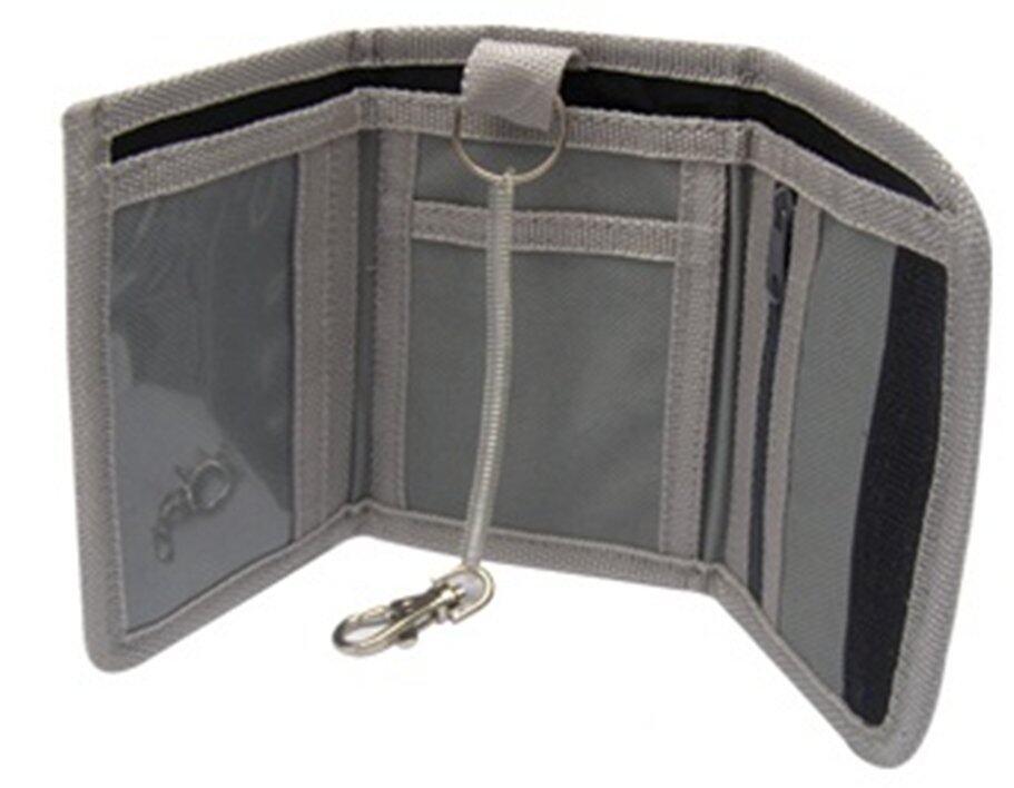 GeMeiLia Trifold Wallet-Hook