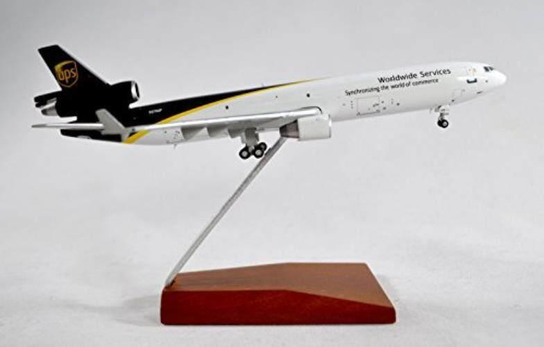 Geminijets UPS United Parcel Layanan MD-11F Diecast Model Pesawat N279UP dengan Krom Penyangga 1:400 Skala Bagian # GJUPS379I-Internasional