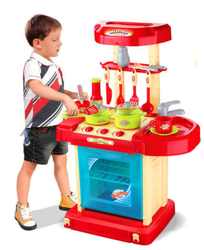 Kitchen Set Lazada: Buy Kitchen Playsets At Best Price In