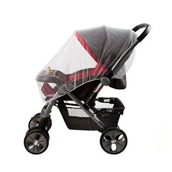 Infant Baby Pram Mosquito Net Buggy Pushchair Stroller Fly MidgeInsect Cover Protector