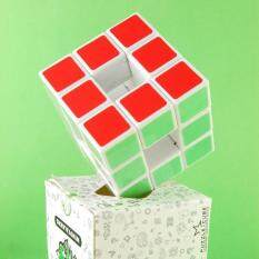 Lanlan Void Puzzle Speed Cube White 3x3x3