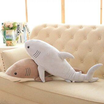 Large White Shark VISHARK large boyfriend pillow doll