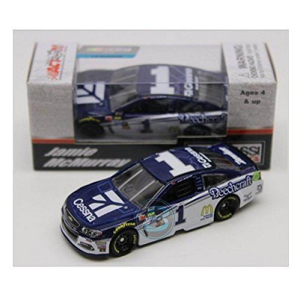 Lionel Racing CX16865CEMC Jamie McMurray # 1 Cessna Chevrolet SS ARC HO NASCAR Official Diecast Vehicle (1:64 Scale) - intl