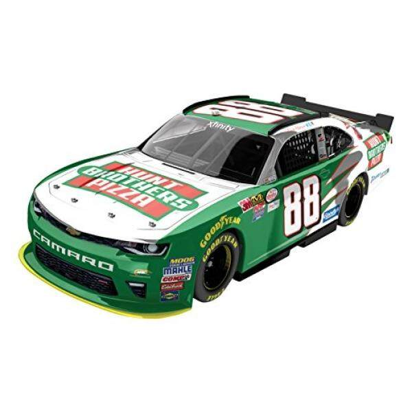 Lionel Racing Kevin Harvick #88 Hunts Brothers Pizza Xfinity 2016 Chevrolet Camaro NASCAR Diecast Car (1:24 Scale), Chrome - intl