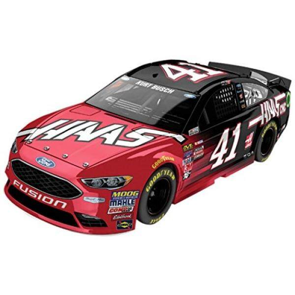 Lionel Racing Kurt Busch # 41 Haas Automation 2017 Ford Fusion 1:24 Scale ARC HOTO Official Diecast of the Monster Energy NASCAR Cup Series. - intl