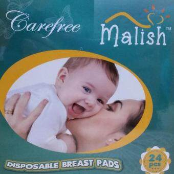 Malish Disposable Breast Pads (24 pcs)