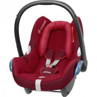 Maxi-Cosi CabrioFix Infant Carrier (Raspberry Red)