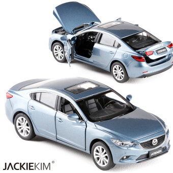 Mazda metal model car model alloy car models