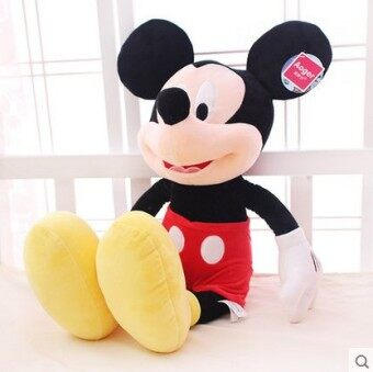 Mickey Mouse cute girl's doll