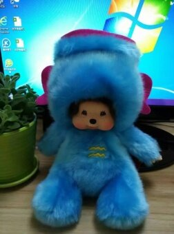 Monqiqi 12 constellation plush toys Diao nipple doll Meng Kiki NewStyle Doll gift cute cloth doll