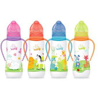 Mother Baby PP Easy Grip Feeding Bottle With Handle 8oz / 240ML