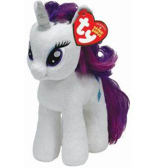 My Little Pony White Rarity Plush Toy Stuffed Toy Doll