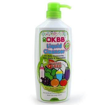 OKBB Bottle Liquid Cleanser 750ml