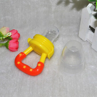 PAlight Baby Soft Feeding Pacifier Bite Gags Soother (M)