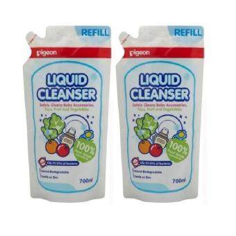 Pigeon 12968 Liquid Cleanser 700ml Refill 2in1