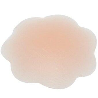 Self Adhesive Silicone Nipple Covers (Flower)