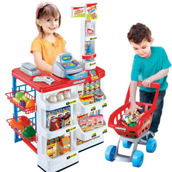 Sell things over every family supermarket nursery area angle toys