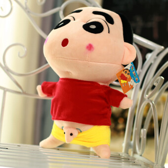 Shinchan cloth doll large pillow doll