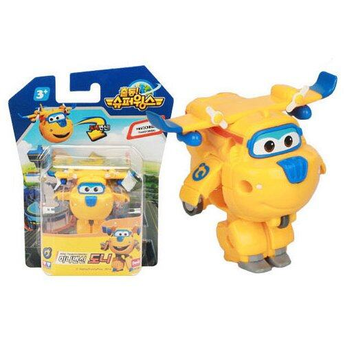 super wings mini transforming plane robot donnie new in box sealed