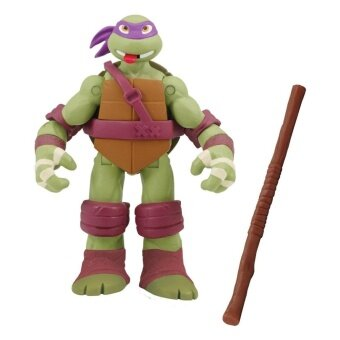 Teenage Mutant Ninja Turtles Tongue Pop Out Donatello Action Figure - intl