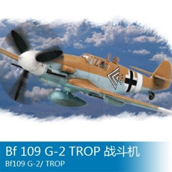 TRUMPETER bf109 assembled airplane model