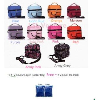 V-Coool 2 layer Cooler Bag