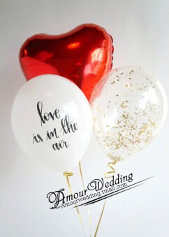 Wedding birthday party pictures decorative balloon 3 of dress baby birthday party activities 12-inch decorative balloon
