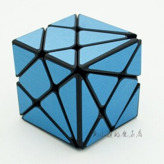Wind Fire wheels Cube three order mirror shaped cube toys Wing Chunchanging diamond cube shift edge cube
