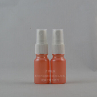 10ml pink color with spray head spray bottle Essential Oil Bottle