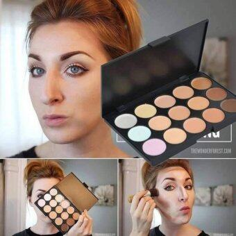 15 Colours Concealer Palette