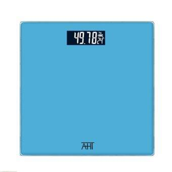 Aprilla Digital Scale High Accuracy Weight Scale Precisionhousehold weighing machine body weight loss measuring scale (Blue)