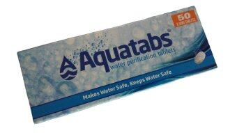 Aquatabs Water Purification Tablets From Ireland